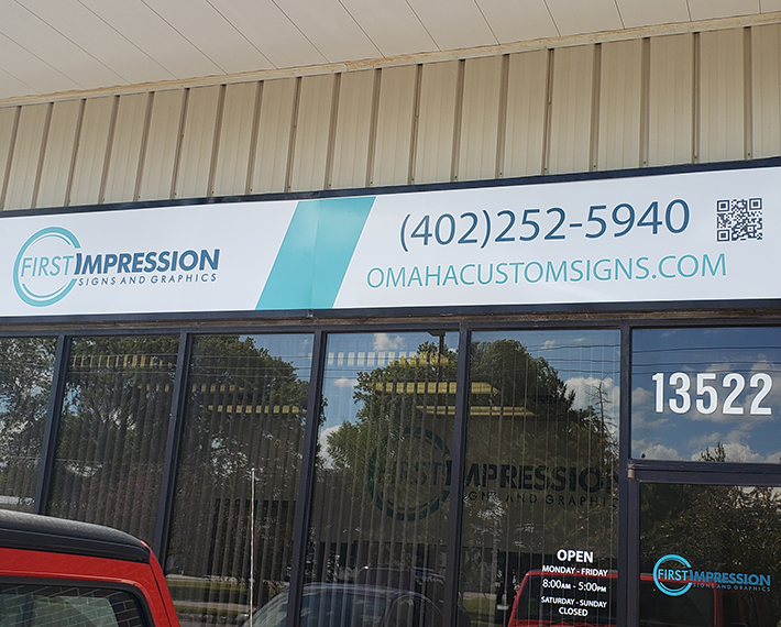 Get the Best Exterior Business Signs in Omaha