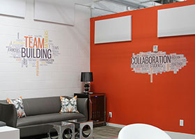 Wall Graphics in Omaha
